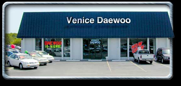 Welcome to Venice Daewoo Online!
